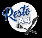 Resto A4 Logo
